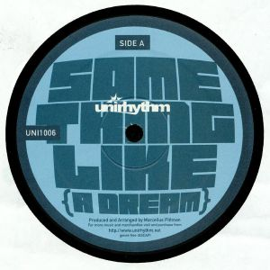 PITTMAN, Marcellus - Something Like A Dream
