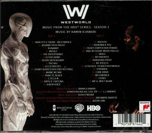 Westworld Soundtrack