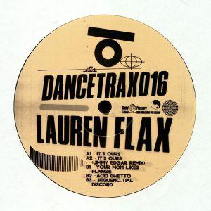 FLAX, Lauren - Dance Trax Vol 16