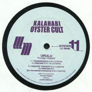 URULU - Foreign Depths