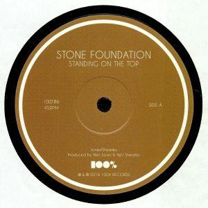 STONE FOUNDATION - Standing On The Top