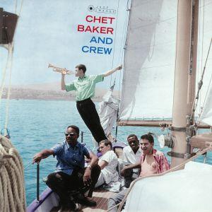 BAKER, Chet & CREW - Chet Baker & Crew (reissue)