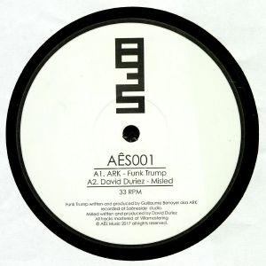 ARK/DAVID DURIEZ/GIUSEPPE CENNAMO/AKYRA - AES 001