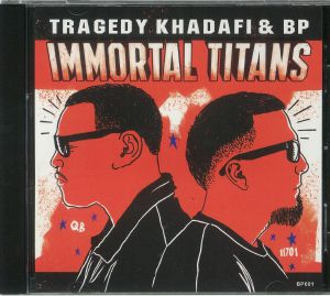 TRAGEDY KHADAFI/BP - Immortal Titans