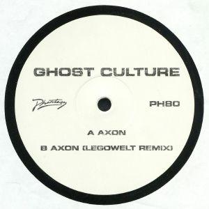 GHOST CULTURE - Axon