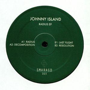 ISLAND, Johnny - Radius EP