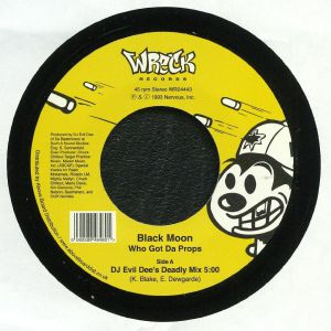 BLACK MOON - Who Got Da Props (remastered)