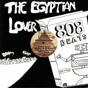 EGYPTIAN LOVER - 808 Beats Volume 1