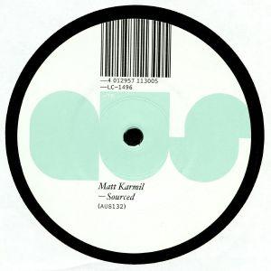 KARMIL, Matt - Sourced