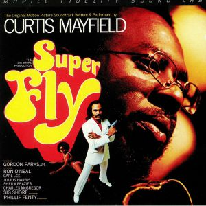 MAYFIELD, Curtis - Superfly (Soundtrack)
