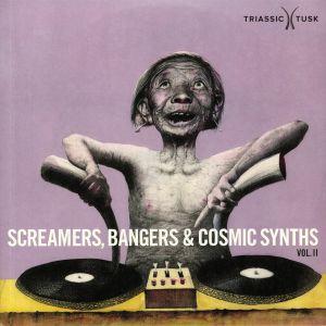 VARIOUS - Screamers Bangers & Cosmic Synths Vol II