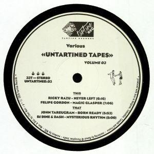 RAZU, Ricky/FELIPE GORDON/JOHN TAREUGRAM/DJ DINE/DASH - Untartined Tapes Vol 3