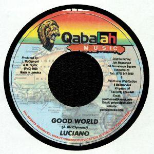 LUCIANO - Good World