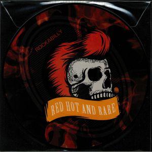 VARIOUS - Rockabilly: Red Hot & Rare
