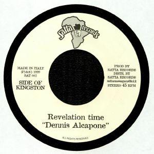ALCAPONE, Dennis/ALDANO - Revelation Time
