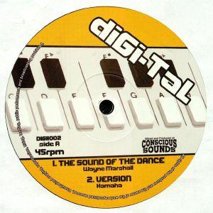 MARSHAL, Wayne/KAMAHA/MIKEY GENERAL - The Sound Of The Dance