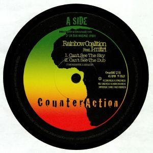 RAINBOW COALITION feat I MITRI - Can't See The Sky