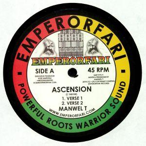 MANWEL T - Ascension