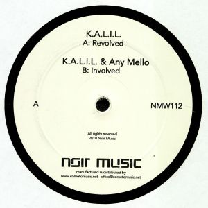KALIL/ANY MELLO - Revolved