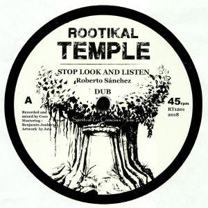SANCHEZ, Roberto/DON FE - Stop Look & Listen