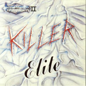 AVENGER - Killer Elite (reissue)