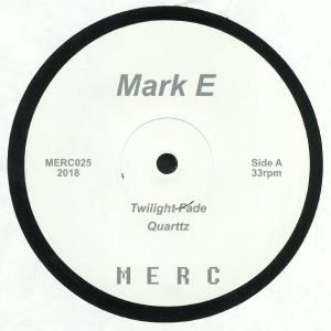 MARK E - First Thing