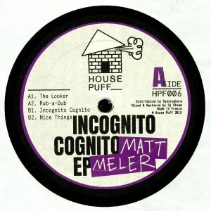 MELER, Matt - Incognito Cognito EP