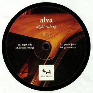ALVA - Night Ride EP