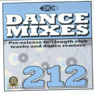 VARIOUS - Dance Mixes 212 (Strictly DJ Only)