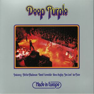 DEEP PURPLE - Made In Europe (reissue)