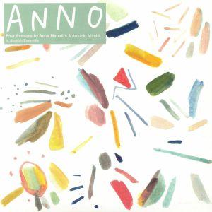 MEREDITH, Anna/ANTONIO VIVALDI feat SCOTTISH ENSEMBLE - Anno: Four Seasons