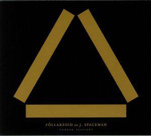 FOLLAKZOID feat J SPACEMAN - London Sessions