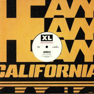 JUNGLE - Heavy California