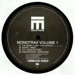 ADVENT, The/EXZAKT/214/EGGFOOYOUNG - MonoTrax Volume 1