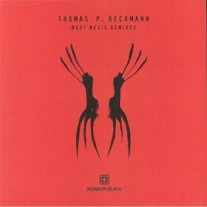 HECKMANN, Thomas P - Body Music Remixes