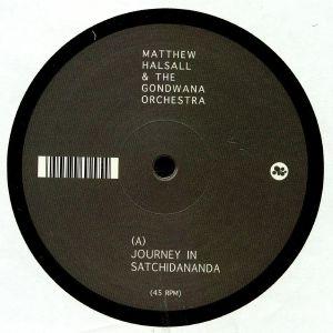HALSALL, Matthew/THE GONDWANA ORCHESTRA - Journey In Satchidananda (reissue)