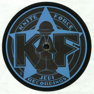 DJ FORCE & THE EVOLUTION - Kniteforce Remastered: Force & Evolution