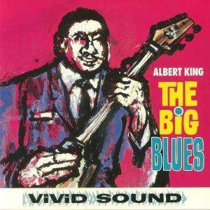 KING, Albert - The Big Blues (reissue)