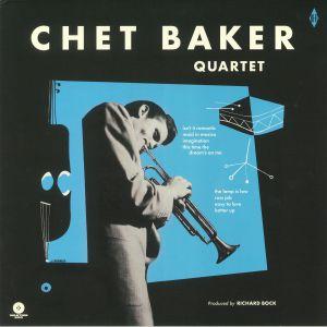 CHET BAKER QUARTET - Chet Baker Quartet (reissue)