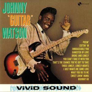 WATSON, Johnny Guitar - Johnny Guitar Watson (reissue)