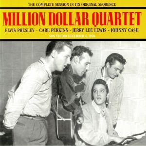 MILLION DOLLAR QUARTET, The aka ELVIS PRESLEY/CARL PERKINS/JERRY LEE LEWIS/JOHNNY CASH - The Million Dollar Quaret