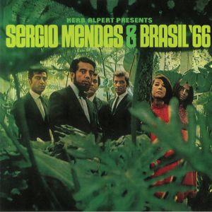 MENDES, Sergio/BRASIL 66 - Herb Alpert Presents Sergio Mendes & Brasil '66