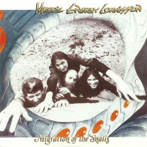 MELODIC ENERGY COMMISSION - Migration Of The Snails (reissue)