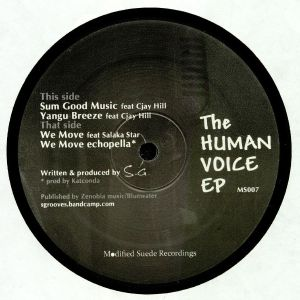 GROOVES, Scott - The Human Voice EP