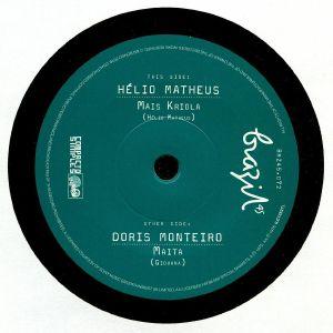 NATHEUS, Helio/DORIS MONTEIRO - Mais Kriola