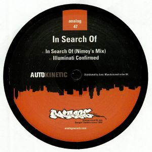 AUTOKINETIC - In Search Of (Nimoy mix)