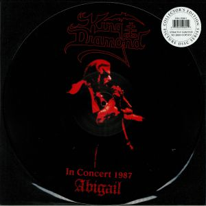 KING DIAMOND - In Concert 1987: Abigail