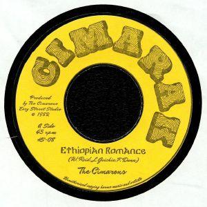 CIMARONS, The/J CLERGUE & E GENTET - Ethiopian Romance