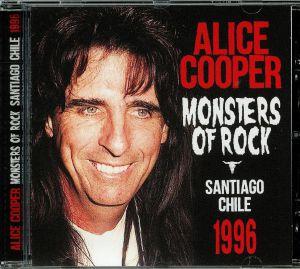 COOPER, Alice - Monsters Of Rock: Santiago Chile 1996