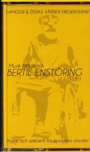 VARIOUS - Musik Tillagnad Bertil Enstoring Vol 1